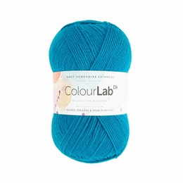WYS Colour Lab DK Electric Blue 364